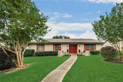 Mesquite Single Family Home For Sale: 2906 Portsmouth Drive