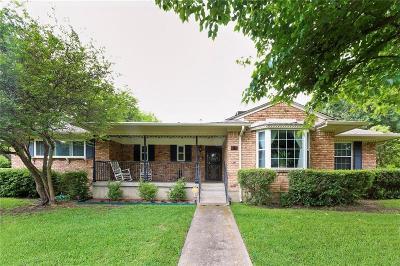 Dallas Single Family Home For Sale: 3749 Cripple Creek Drive