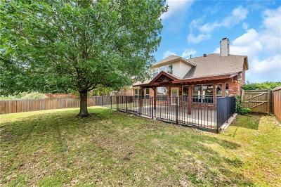 Mckinney Single Family Home For Sale: 7412 Summer Glen Drive