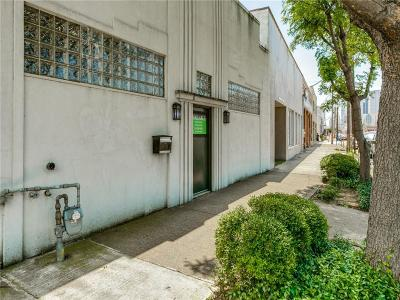 Dallas Commercial For Sale: 3012 Commerce Street