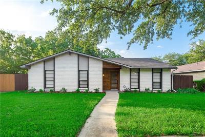 Dallas Single Family Home For Sale: 8625 Baumgarten Drive