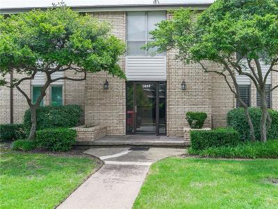 Dallas County Condo For Sale: 5808 Milton Street #103
