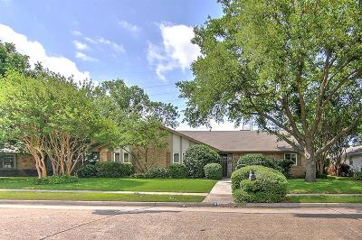 Carrollton Single Family Home For Sale: 1416 Tierra Calle