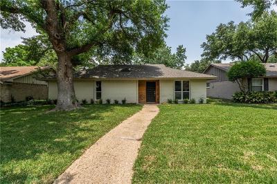 Dallas Single Family Home For Sale: 3045 Kinkaid Drive