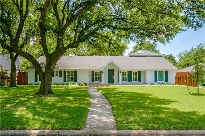 Dallas Single Family Home For Sale: 4424 Nashwood Lane