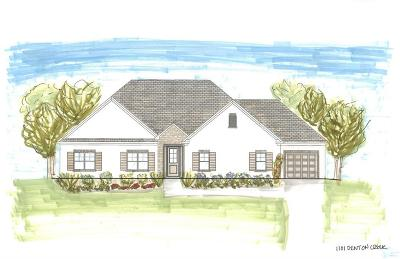 Justin Single Family Home For Sale: 1101 Denton Creek Drive