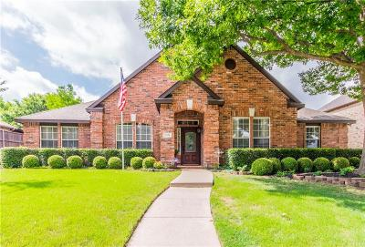Keller Single Family Home For Sale: 1924 Overlook Ridge Drive