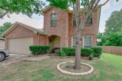 Dallas Single Family Home For Sale: 7932 Harmony Creek Road