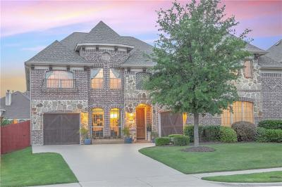McKinney Single Family Home For Sale: 705 Donelson Drive