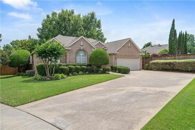 Grapevine Single Family Home For Sale: 2805 Southwood Court