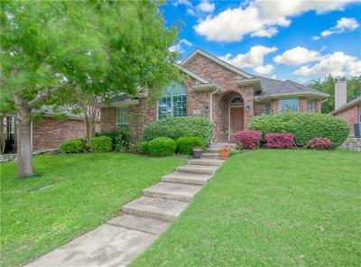 Mckinney Single Family Home For Sale: 7716 Pleasant Valley Trail