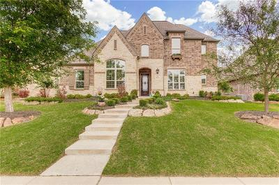 Allen Single Family Home Active Option Contract: 2352 Sweetwater Lane