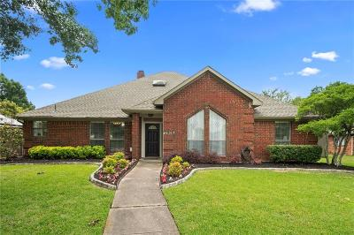 Plano Single Family Home Active Contingent: 3908 Merriman Drive