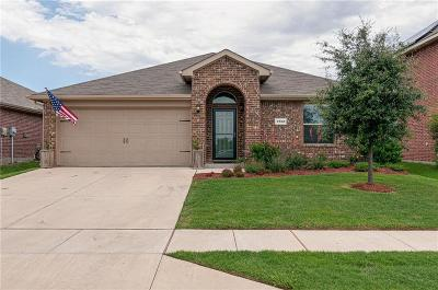 Fort Worth Single Family Home For Sale: 2508 Mill Springs Pass