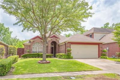 Garland Single Family Home For Sale: 1542 Cross Courts Drive