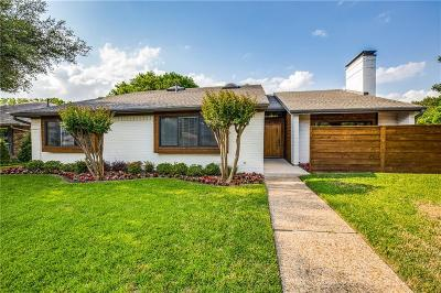 Dallas Single Family Home For Sale: 6639 Kings Hollow Court