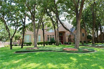 Keller Single Family Home For Sale: 924 Williamsburg Lane