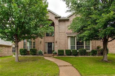 Frisco Single Family Home For Sale: 9900 Bradford Grove Drive