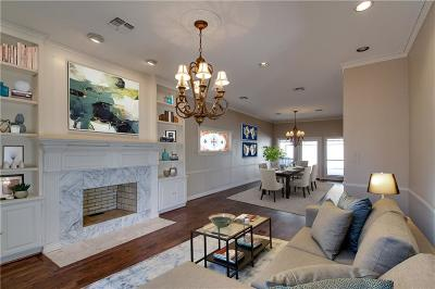 Fort Worth Single Family Home For Sale: 4304 Cumberland Road N