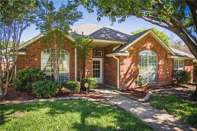 Carrollton Single Family Home For Sale: 2110 Greenstone Trail