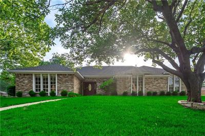 Duncanville Single Family Home Active Option Contract: 1439 Cardinal Creek Drive
