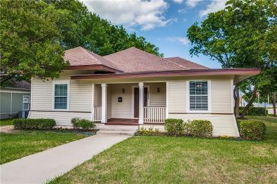 Single Family Home For Sale: 1102 N Church Street