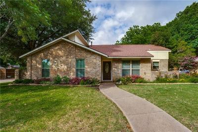 Mckinney Single Family Home For Sale: 205 Cherry Lane