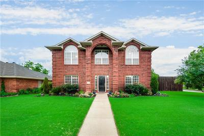 Wylie Single Family Home For Sale: 1059 Fairview Drive