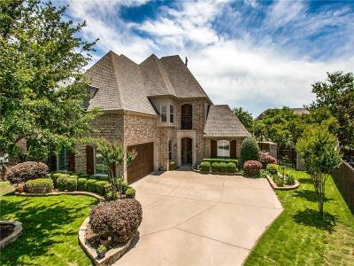 Frisco Single Family Home Active Option Contract: 61 Glistening Pond Drive