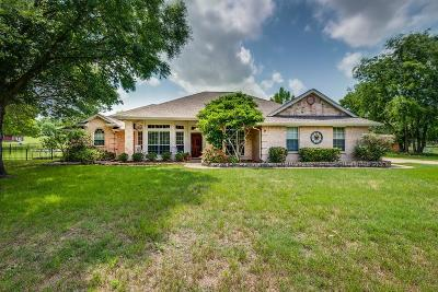 Waxahachie Single Family Home For Sale: 516 Seneca Drive