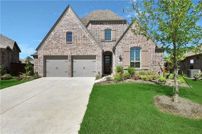 Prosper Single Family Home For Sale: 2101 Richmond Park