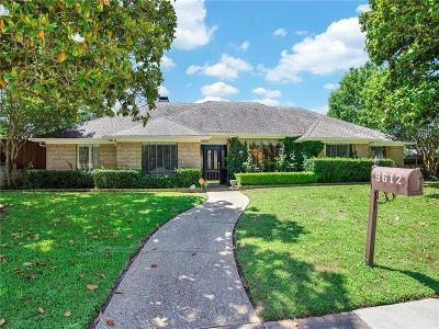 Lake Highlands Single Family Home For Sale: 9612 Faircrest Drive