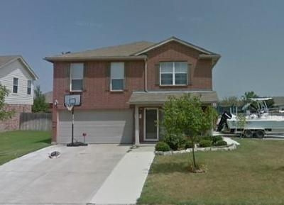 Denton County Single Family Home For Sale: 101 Maned Drive
