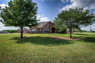 Waxahachie Single Family Home For Sale: 5180 Old Buena Vista Road