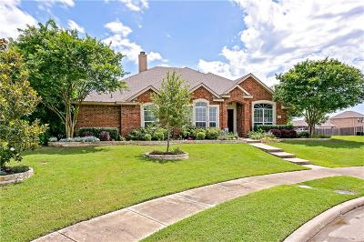 Wylie Single Family Home For Sale: 1212 Destiny Court