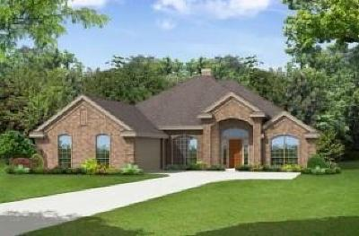 Prosper Single Family Home For Sale: 600 Winslow