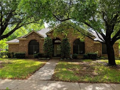 Tarrant County Single Family Home For Sale: 8320 Thornhill Drive