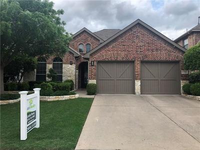 McKinney Single Family Home Active Contingent: 7728 Copper Mountain Lane