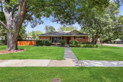 Single Family Home For Sale: 9648 Lynbrook Drive