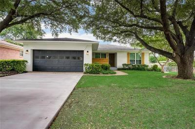 Dallas Single Family Home For Sale: 1738 Crowberry Drive