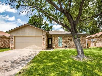 Irving Single Family Home For Sale: 2713 W Oakdale Road