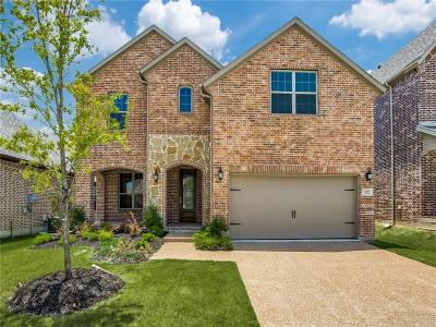 McKinney Single Family Home For Sale: 5921 Marigold Drive