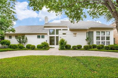 Dallas County, Denton County, Collin County, Cooke County, Grayson County, Jack County, Johnson County, Palo Pinto County, Parker County, Tarrant County, Wise County Single Family Home For Sale: 5119 Briargrove Lane