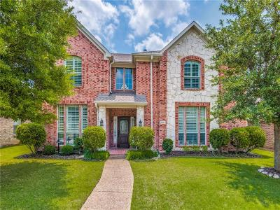 McKinney Single Family Home For Sale: 9317 Stonewood Drive