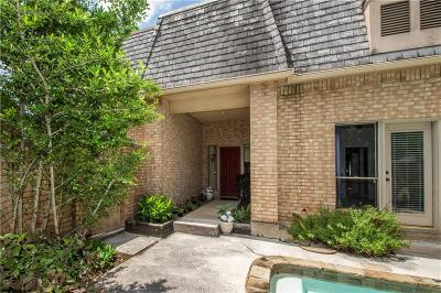 Dallas County, Denton County, Collin County, Cooke County, Grayson County, Jack County, Johnson County, Palo Pinto County, Parker County, Tarrant County, Wise County Townhouse For Sale: 12031 De Or Drive