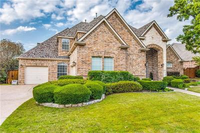 Flower Mound Single Family Home For Sale: 4616 Manor Way