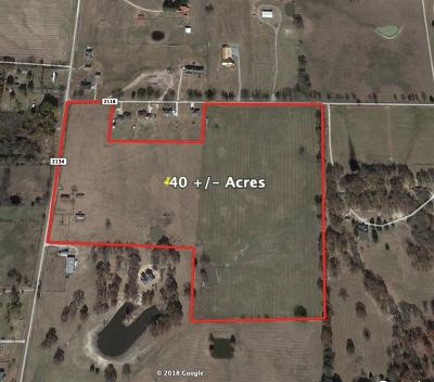 Canton Farm & Ranch For Sale: 0000 Vz County Road 2118