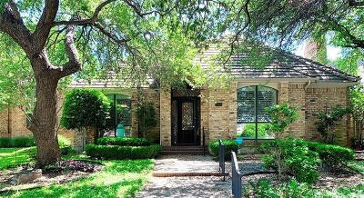 Dallas County Single Family Home For Sale: 12122 Elysian Court