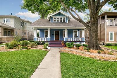 Dallas Single Family Home For Sale: 6025 Palo Pinto Avenue
