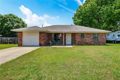 Pilot Point Single Family Home For Sale: 704 S Church Street